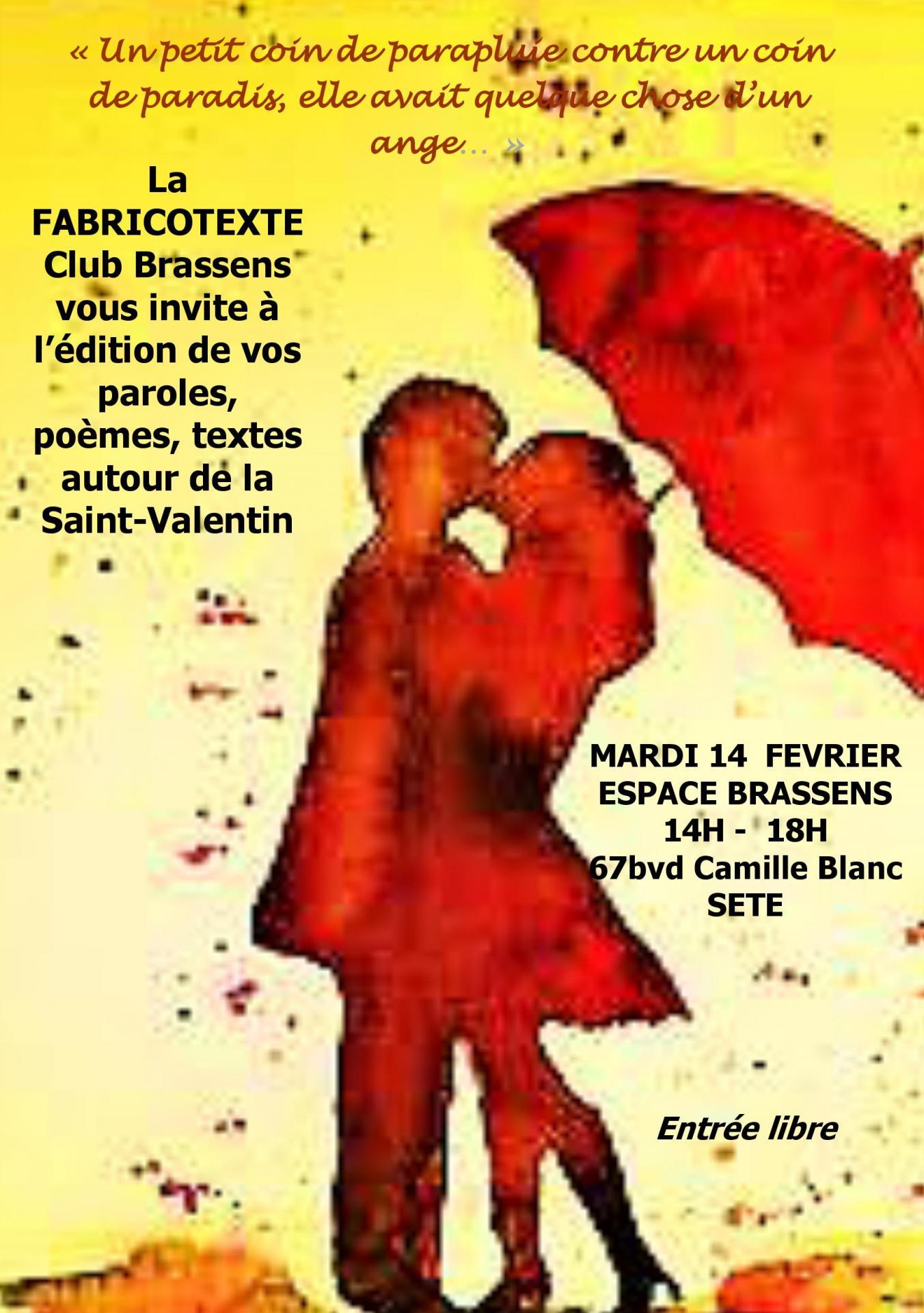 Image affiche st valentin