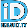 Logo idherault tv 2